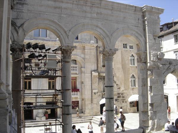 Palácio Diocleciano, Split