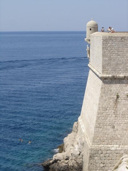 Fortaleza de Lovrjenac